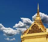 Grand Palace Emerald Temple, Bangkok, Thailand poster
