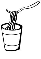 instant soup