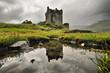 Eilean Donan Castle reflex