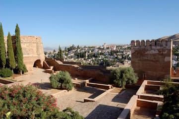 Alhambra et Albaicin de Grenade