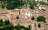 Vista di Urbino poster