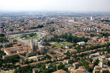 Vista di Padova poster