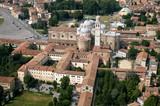Vista aerea di Padova poster
