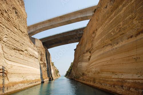 canal de corinthe - 9016897