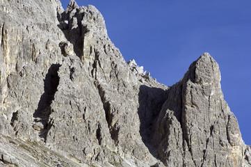 Vetta sul Monte Piana