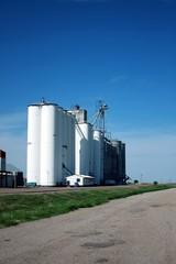 granery silos