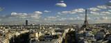 Fototapeta Francja - panorama - Wieża/ Wiatrak