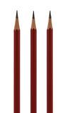 Three sharp lead pencils poster