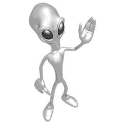 Alien Waving