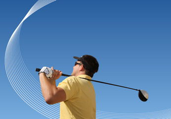 Golf - Golfschwung