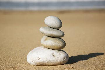 pietre in equilibrio