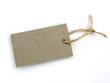 Etiquette (papier recyclé)