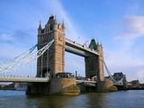 Tower Bridge in London - Fine Art prints