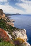 Mani peninsula, southern Greece poster