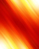 abstract fire background with some smooth lines poster
