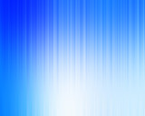 Abstract blue background with some smooth lines in it poster