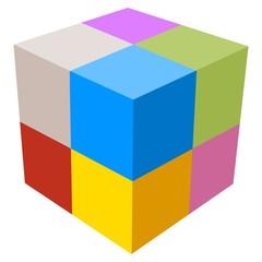 cubo di cubi