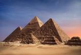 Fototapete Gizeh - ägypten - Historische Bauten