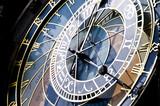 Old clock in Prague Czech Republic - Fine Art prints