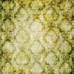 vintage green wallpaper