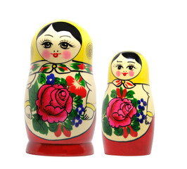 Matrioshka, Russian national doll