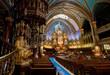 Notre Dame de Montréal-interior