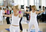 Fototapety women's workout