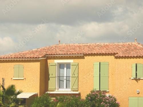 Medtiterranean house maison du sud de la france de sfg - Maison du sud de la france ...
