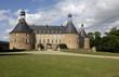 France, Bourgogne, Yonne, château de Saint Fargeau