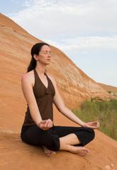Yoga relation in the desert