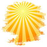 Sunbeams. poster