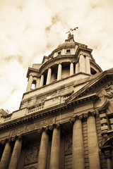 The Old Bailey, London UK