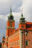 Royal Castle in Warsaw, Poland - 9112639