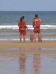 Vigilantes playa