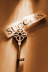 The Key to Success......................