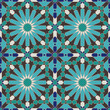 Ancient Seamless Morocco Pattern