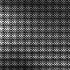 A super-detailed carbon fiber background.