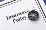 Document of Insurance Policy poster