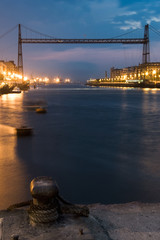 Puente de Bizkaia, Portugalete, Bizkaia (Spain)