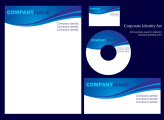 Corporate identity template  series