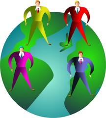 executive world