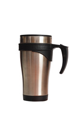 Stainless designed thermal mug