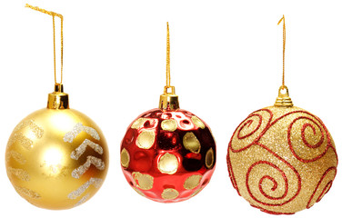 Christmas Decoration - can be isolated