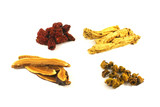 Traditional Chinese Herbs Combination of Spices for Healing Soup poster