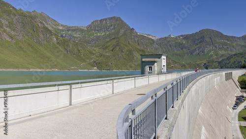 Staumauer Ritomsee - 9163418