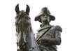 BOSTON:  An equastrian statue of General George Washington - 9168203