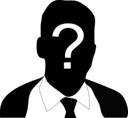 identità misteriosa uomo affari