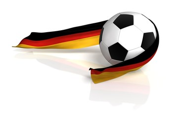 Soccer Ball Germany
