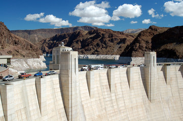 Hoover Dam Las Vegas,Nevada,USA
