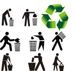 basket for ecology